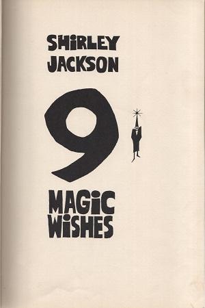 1960s Books-9 Magic Wishes