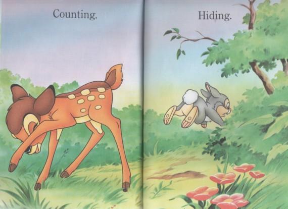 easy reader 2002 bambi 39 s hide and seek. Black Bedroom Furniture Sets. Home Design Ideas