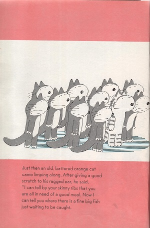 1970s Books-Eleven Hungry Cats