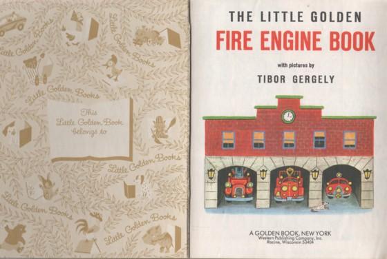 the fire engine book gergely tibor