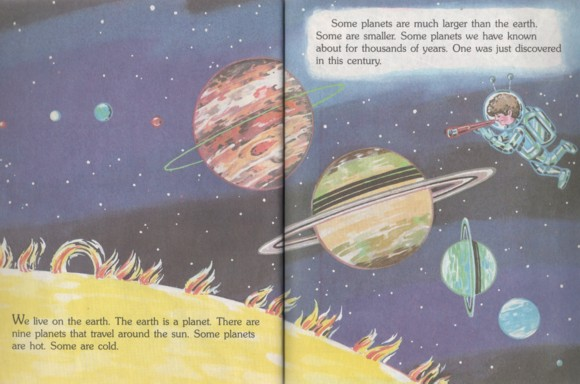 planets moons and stars book - photo #21