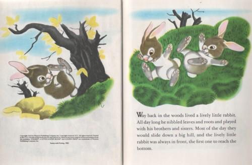 Children's Little Golden Book ~ Walt Disney's PETER PAN AND WENDY #104-51