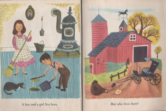Kathleenw deady children 39 s author golden books for Wonderful house images