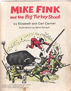 Mike Fink and the Big Turkey Shoot
