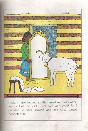 1970s Books-The Goat in the Rug