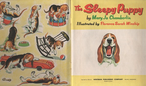Other Books-Misc The Sleepy Puppy
